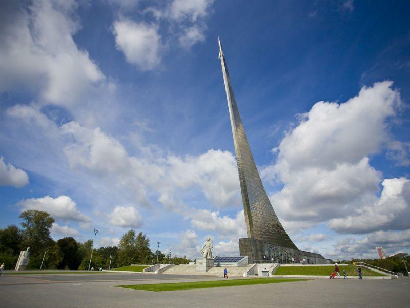 """Το μουσείο στη Μόσχα που μας """"ταξιδεύει"""" στο διάστημα!"""