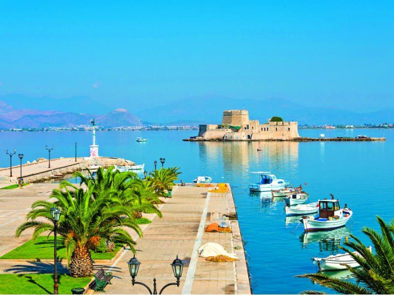 Ναύπλιο, Ελλάδα - πλήρης οδηγός