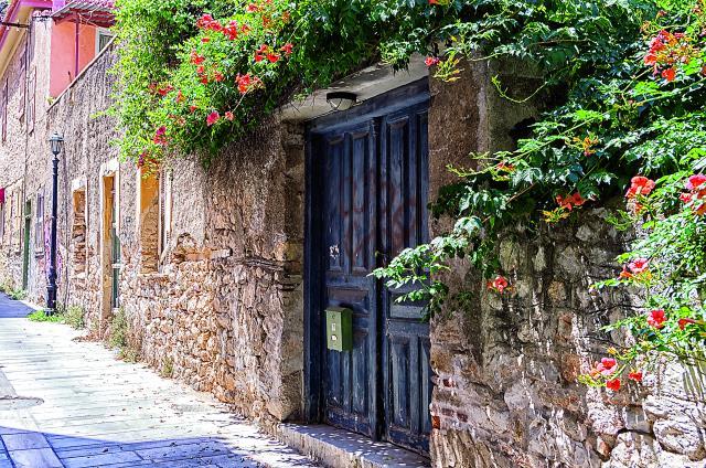 Συνοικία του Ψαρομαχαλά, Ναύπλιο