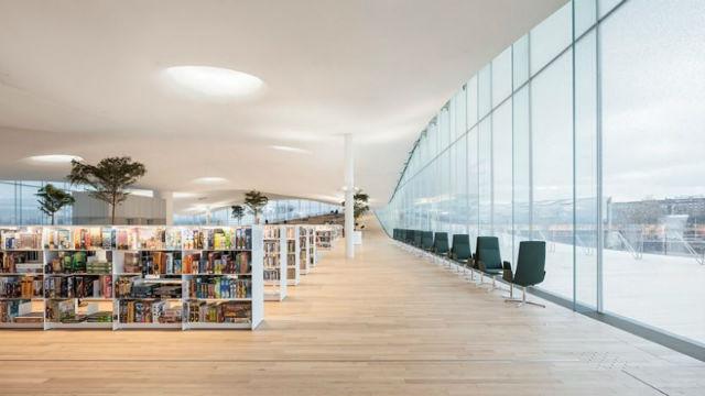 Μία νέα υπερσύγχρονη βιβλιοθήκη στο Ελσίνκι!