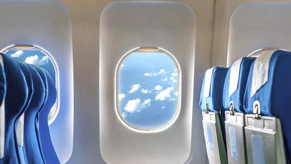 Ο λόγος που τα αεροσκάφη έχουν οβάλ παράθυρα!