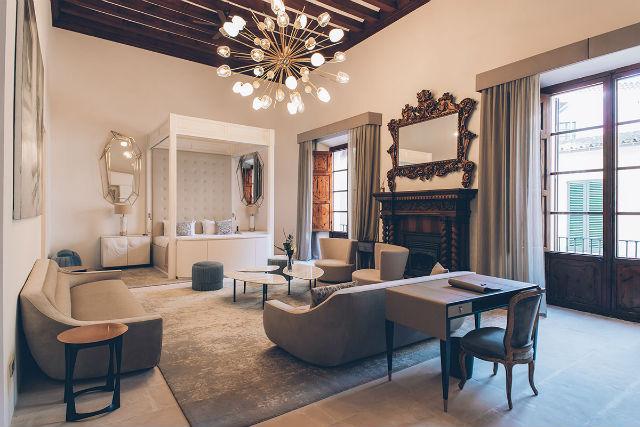Palacio Can Marques - δωμάτιο