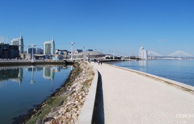 Parque das Nacoes, Λισαβόνα