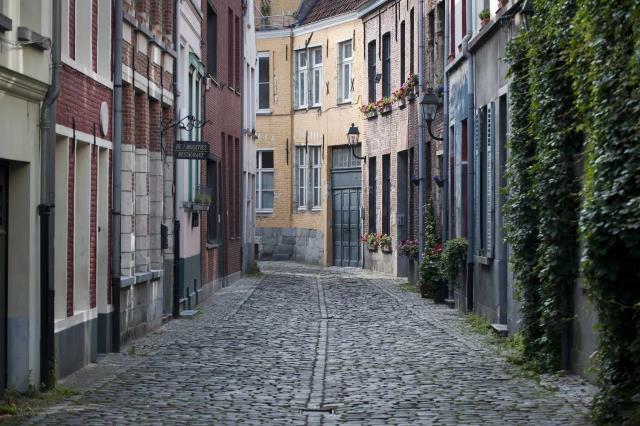 Συνοικία Patersol, Γάνδη