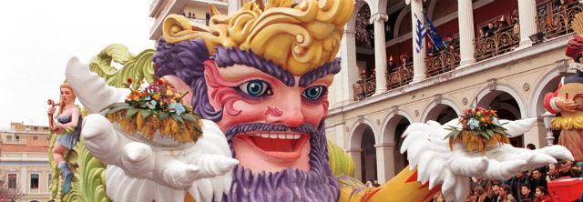 Πάτρα: Στην τελική ευθεία για την τελετή έναρξης του πατρινού καρναβαλιού