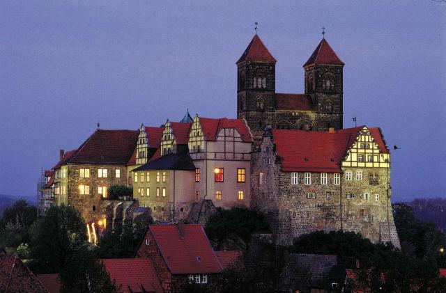 Κέντλινμπεργκ, Γερμανία, αξιοθέατα