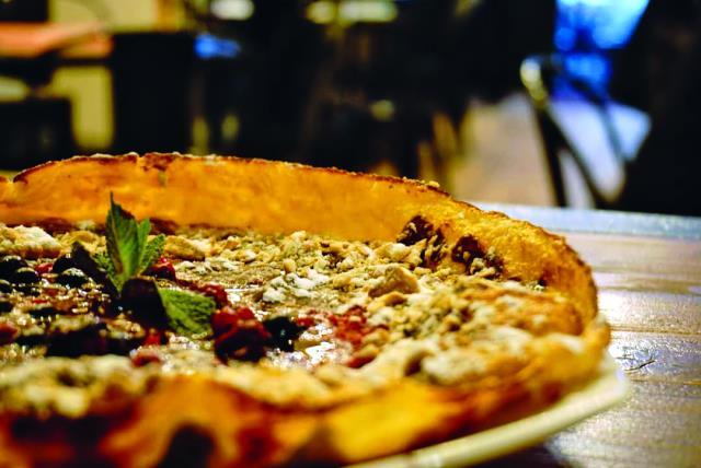 Koukou, street food Θεσσαλονίκη