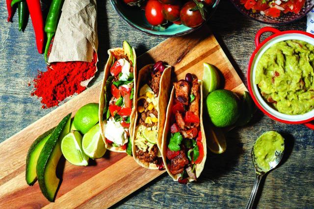 Hola Mexicana, Μεξικάνικο street food Θεσσαλονίκη