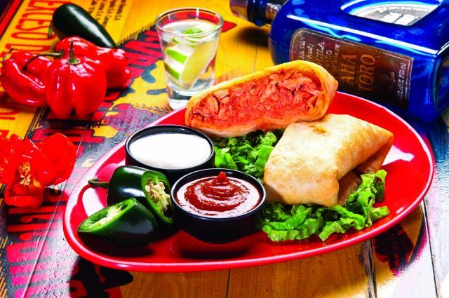 El Burrito - μεξικάνικο Θεσσαλονίκη