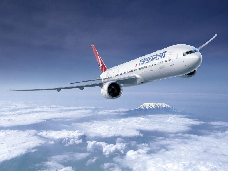 Turkish Airlines δρομολόγια