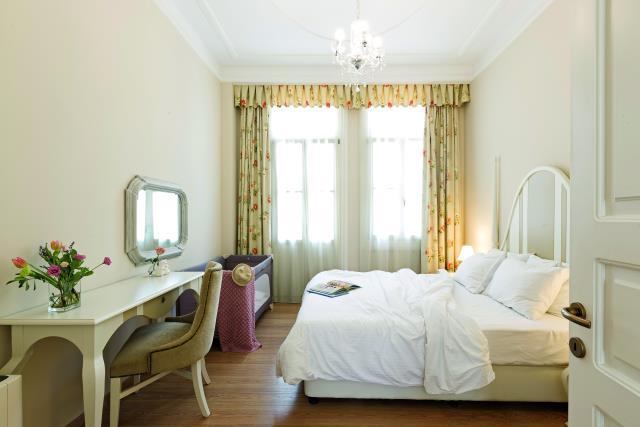 Gatto Perso, ξενοδοχείο Θεσσαλονίκη