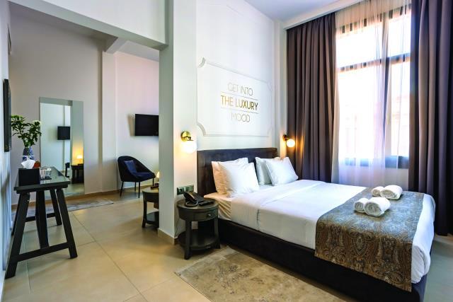 The Mood ξενοδοχείο Θεσσαλονίκη