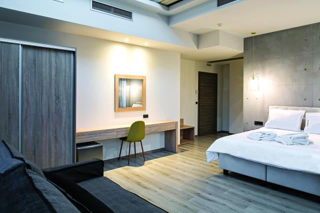 Superior One Boutique Hotel Θεσσαλονίκη
