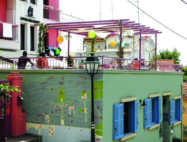 Little Big House Θεσσαλονίκη