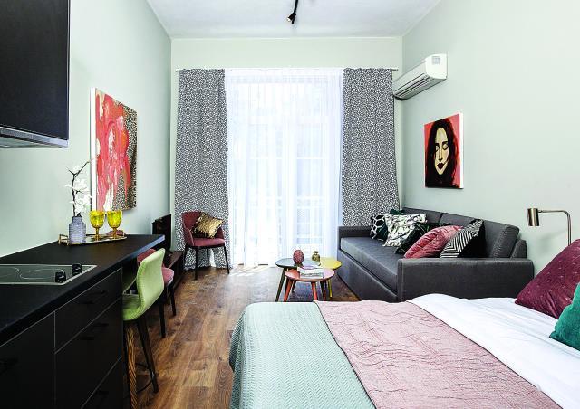 Suitcase Apartments Θεσσαλονίκη