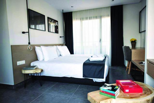 White Luxury ξενοδοχείο Θεσσαλονίκη