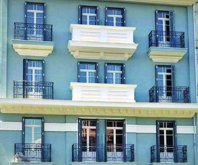 Αntigon Urban Chic Hotel Θεσσαλονίκη