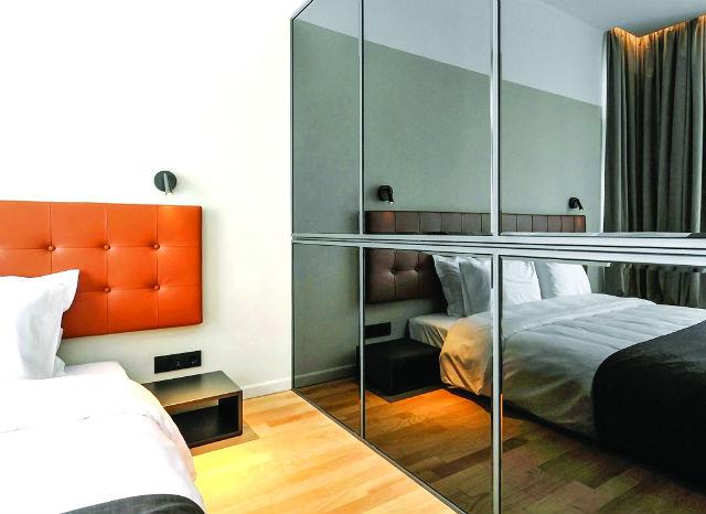 Τhe Modernist ξενοδοχείο Θεσσαλονίκη