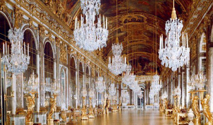 Ανάκτορο των Βερσαλλιών: Ξενάγηση σε ένα από τα πιο πολυτελή ανάκτορα στον κόσμο!