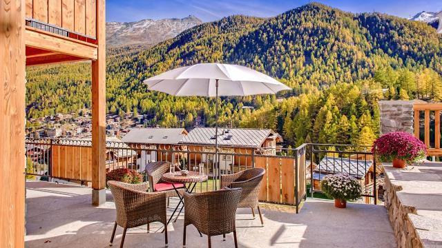 Zermatt: 10 ονειρικά chalets στο υπέροχο χειμερινό θέρετρο της Ελβετίας