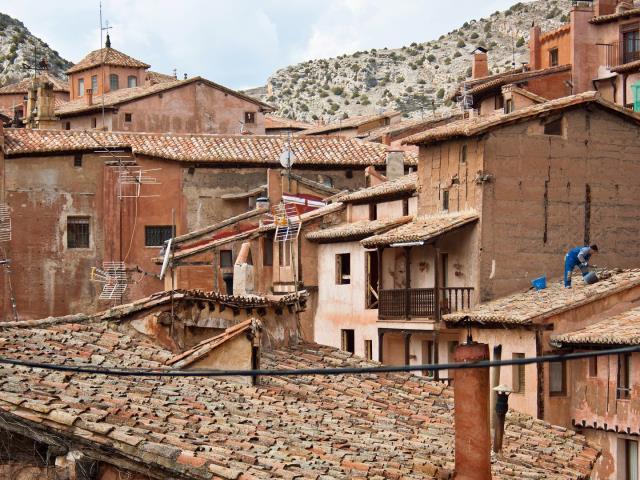 Albarracín, Aragon, Ισπανία