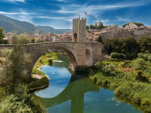 Besalú, Catalonia