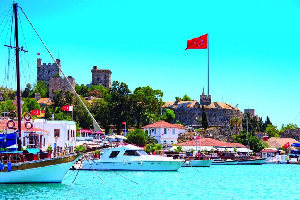 Αλικαρνασσός, Τουρκία - Bodrum