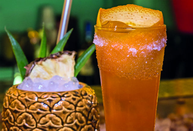 CHE Cocina y Barra Sudamericana cocktails