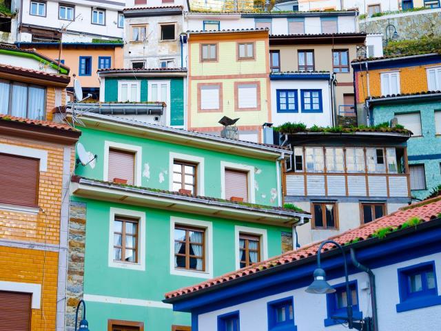 Cudillero, Asturias, Ισπανία