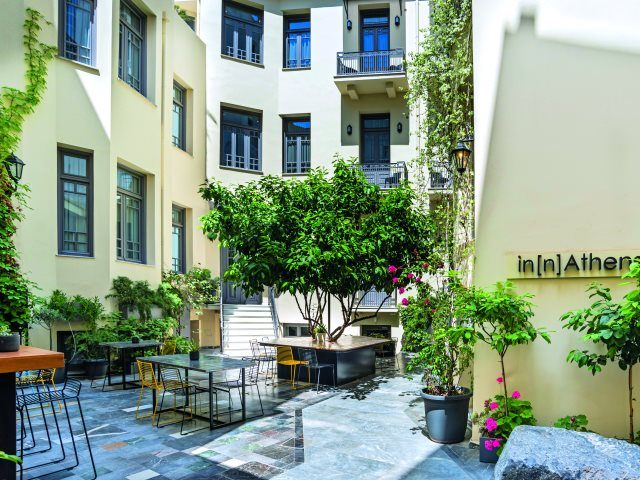 Inn Athens