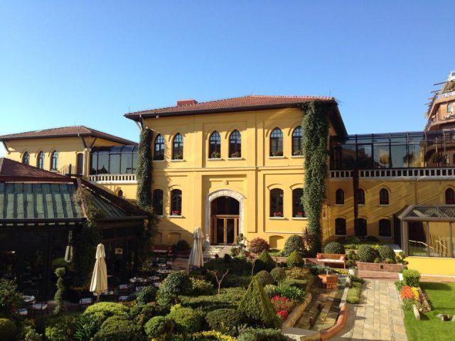 Four Seasons Hotel Istanbul at Sultanahmet, ξενοδοχείο Κωνσταντινούπολη