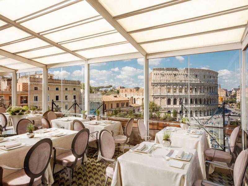 Hotel Palazzo Manfredi, Ρώμη