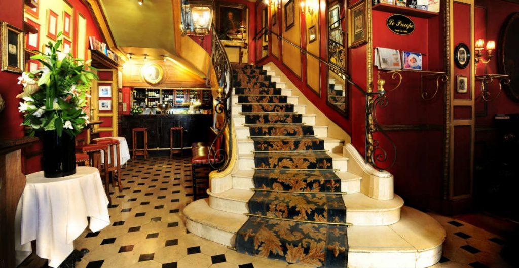 Le Procope, καφέ Παρίσι