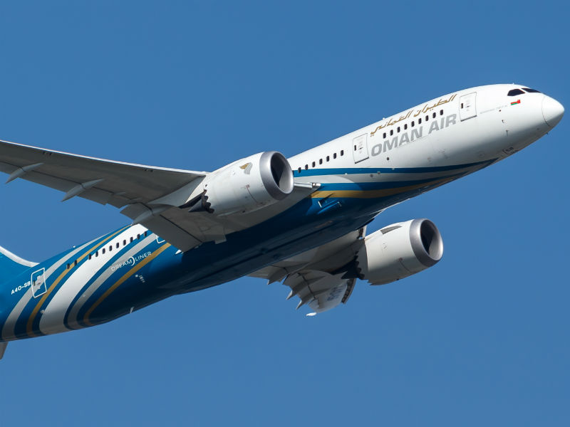 Oman Air: Αθήνα-Μουσκάτ απευθείας σε 5 ώρες!