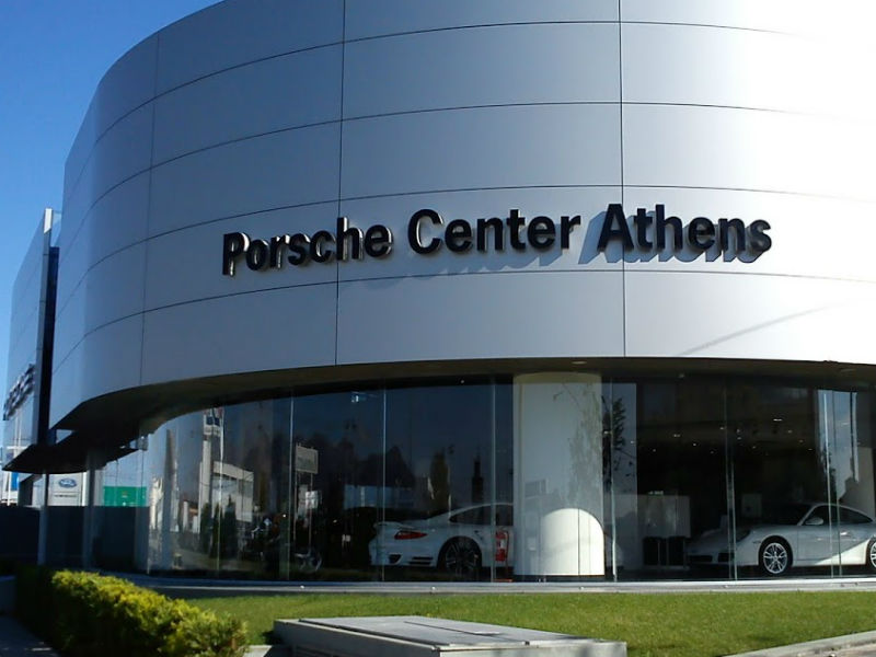 Η νέα παρουσίαση της Porsche που θα γίνει στην Αθήνα!