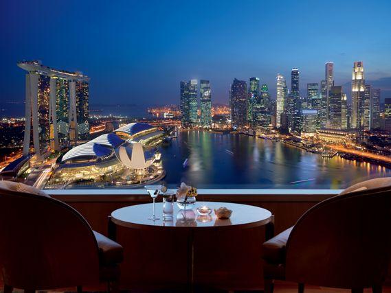 Ritz-Carlton, Σιγκαπούρη