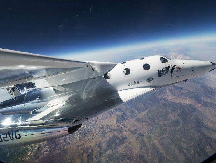 Τι θα λέγατε αυτή τη φορά να γίνετε τουρίστες στο διάστημα;