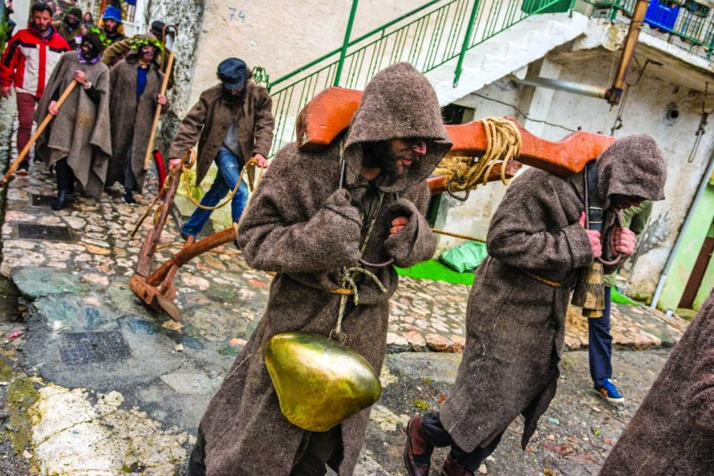 Μεσσηνία καρναβάλι - απόκριες