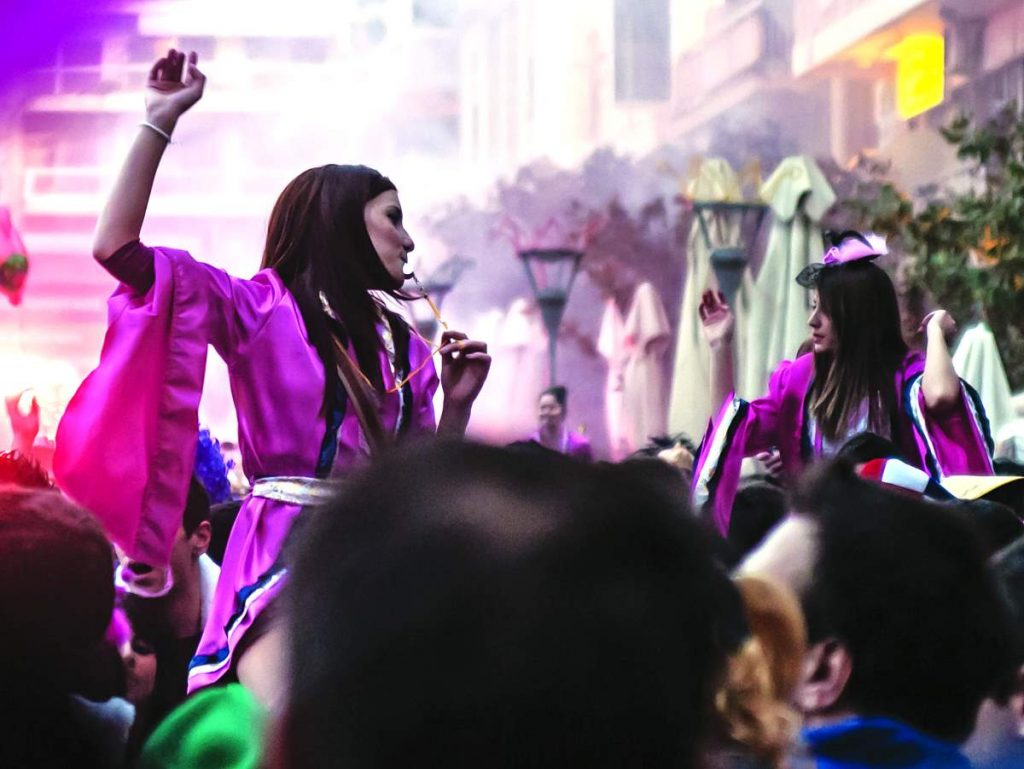 Πάτρα: Το θρυλικό καρναβάλι - Απόκριες στην Ελλάδα