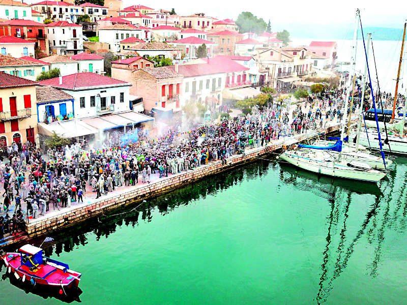 Απόκριες στην Ελλάδα