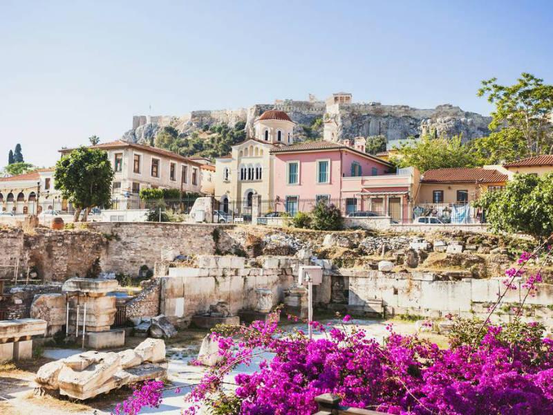 Η Αθήνα στα πιο instagrammable μέρη του κόσμου για το 2021
