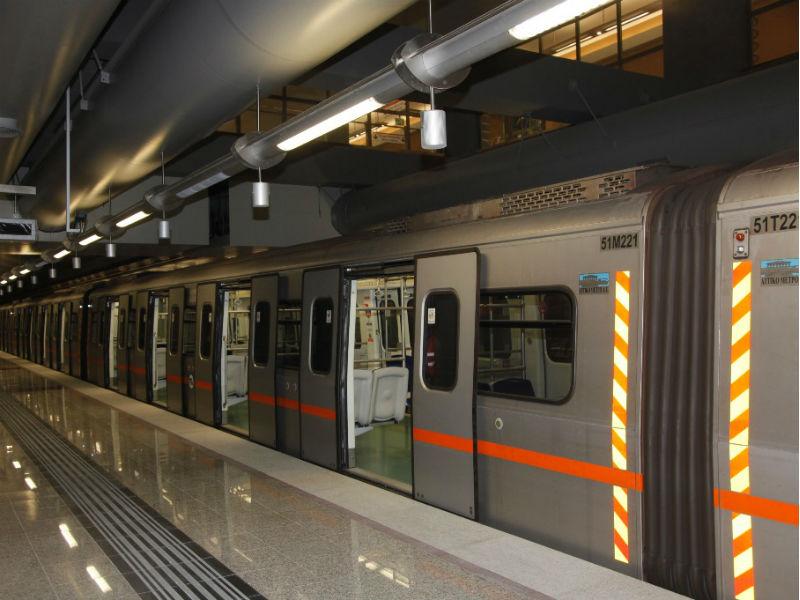 Αττικό Μετρό: Νέα γραμμή και σταθμοί έρχονται μέσα στο 2019!