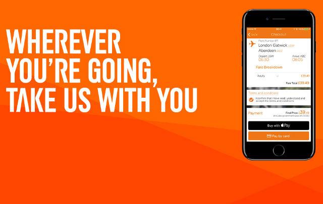 Το νέο app της Easyjet θα σας λύσει τα χέρια!