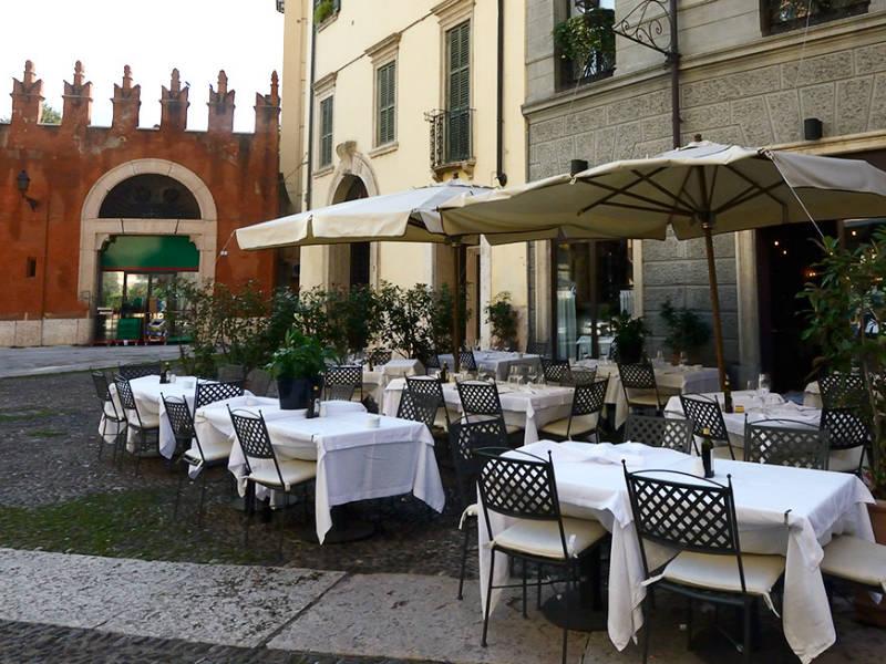 Βερόνα: Οι 5 καλύτερες διευθύνσεις για φαγητό!