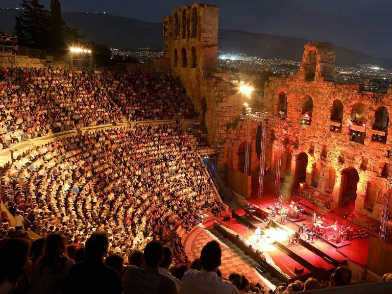 Ανακοινώθηκε το πρόγραμμα του Φεστιβάλ Αθηνών και Επιδαύρου 2019