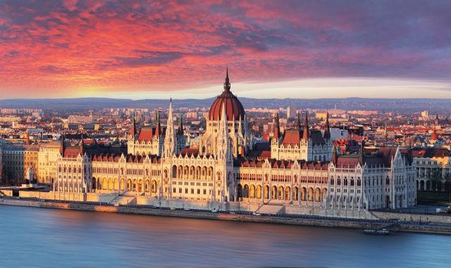 Κοινοβούλιο Βουδαπέστης