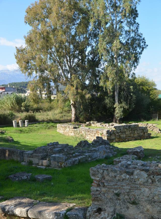 Ιερό της Ορθίας Αρτέμιδος, Αρχαία Σπάρτη