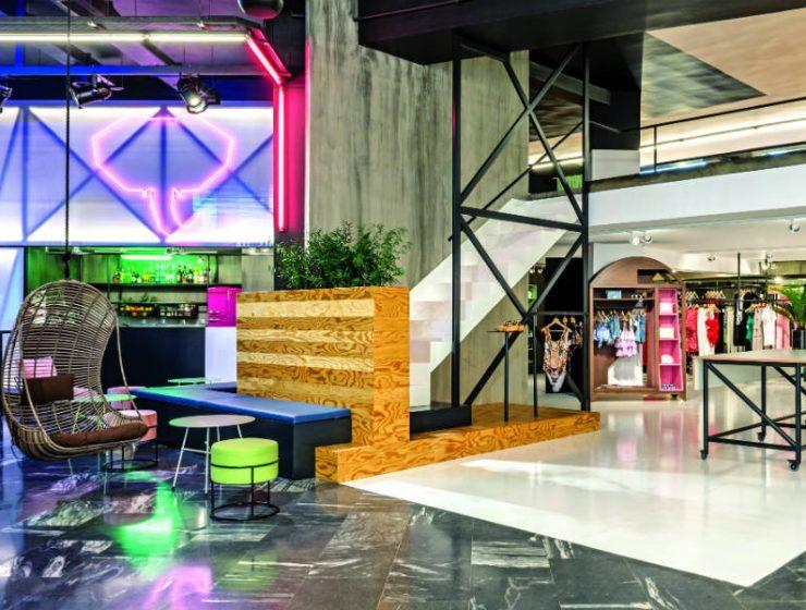 Μία νέα άφιξη στη Θεσσαλονίκη με ένα ιδιαίτερο concept!