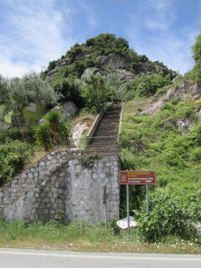 Σπηλαιοβάραθρο Καιάδα