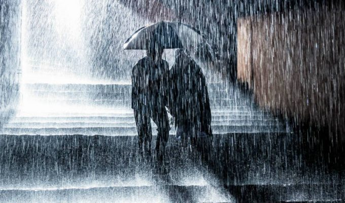 Καιρός με βροχές